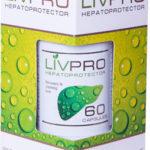 LIVPRO — гепатопротектор нового поколения
