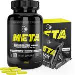 Худеем быстро и безопасно с Meta Appetite Control и Metabolizer Formula
