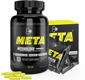 Meta Appetite Control и Metabolizer Formula
