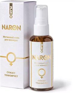 Naron — гель для восстановления упругости вагинальных мышц