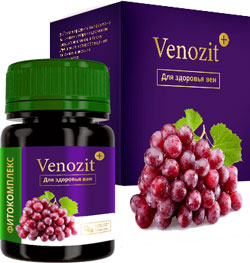 Venozit+ от варикоза — простейший способ вылечить уставшие ноги