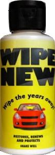 Полироль WipeNew вернет автомобилю прежний блеск