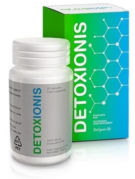 Detoxionis против всех видов паразитов
