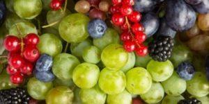 Виноград и ягоды сохранят здоровье легких тем, кому за 30