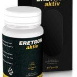 Eretron Aktiv – капсулы для лечения эректильной дисфункции