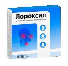 Лороксил – препарат, который лечит все лор-заболевания