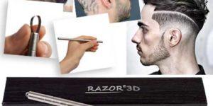Стань сам себе барбером с Razor 3D!