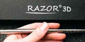 Razor 3D –машинка для стрижки
