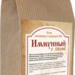 Сбор сибирских староверов №6 — травяной чай для иммунитета с березовой чагой