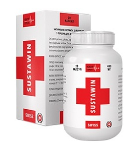 Sustawin – оружие против суставных болей