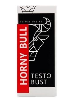 Testobust Horny Bull – средство для укрепления мужского здоровья
