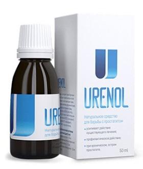 Urenol от простатита