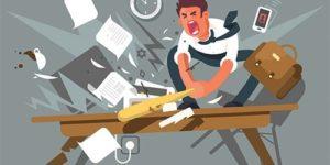 Работа — частая причина депрессии и тревожности. Ученые считают это беспокойным сигналом