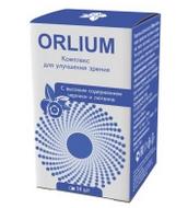 ОТЗЫВЫ о комплексе Orlium для улучшения зрения
