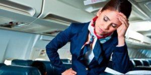 Ученые узнали, почему стюардессы чаще болеют раком