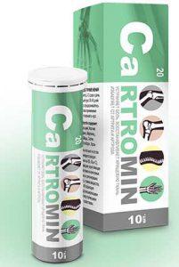 Cartromine: эффективный комплекс для здоровья суставов