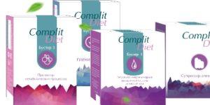 Complit Diet — комплекс жиросжигающего питания