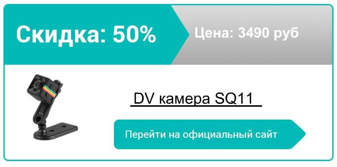 как заказать DV камеру SQ11