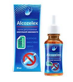 AlcoZelex от алкоголизма