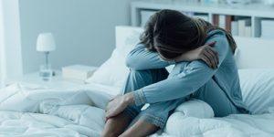 Связь между аботром и депрессией не найдена