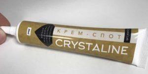 «Сrystaline» крем-спот от «прыщей»
