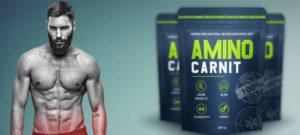 AminoCarnit для роста мышц состав