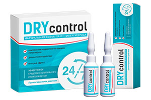 Dry Control от потливости