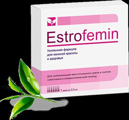 Эстрофемин от симптомов менопаузы