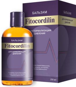 Fitocordilin от гипертонии