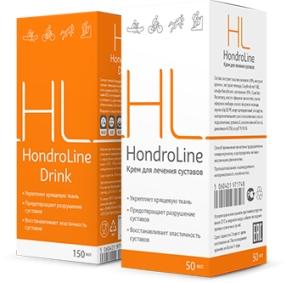 HondroLine от болезней суставов