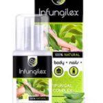 Infungilex: натуральный гель от грибка стопы