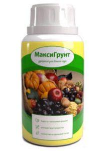 МаксиГрунт – биоудобрение для богатого урожая
