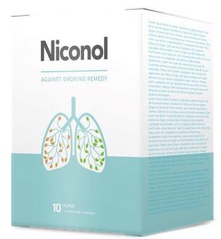 Niconol средство против табачной зависимости