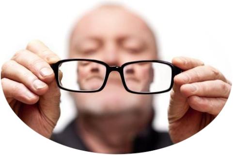 борьба с плохим зрением