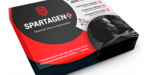 Spartagen Plus для потенции