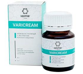 Varicream от варикоза