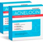 ОТЗЫВЫ о препарате Акнелоцин от прыщей