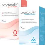 ОТЗЫВЫ о комплексе против геморроя Проктозолин