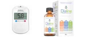 Диалайн от диабета состав
