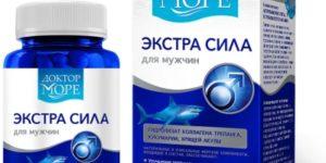 Экстра Сила — фитокомплекс для восстановления мужского здоровья