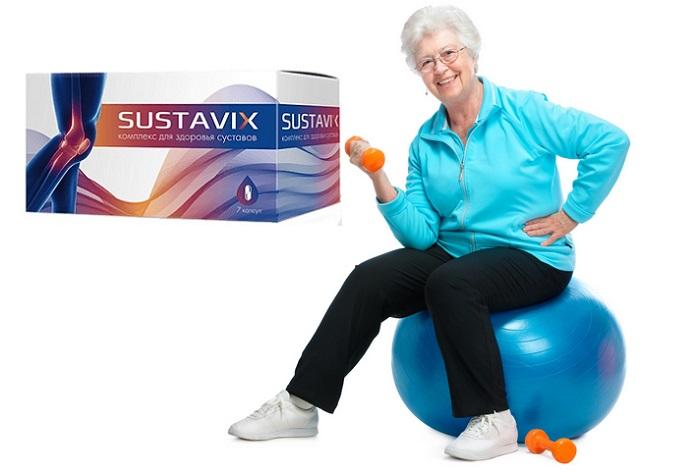 Препарат Суставикс для суставов