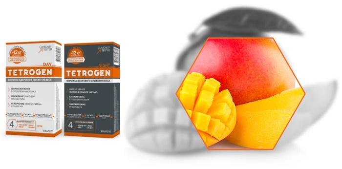 Препарат Tetrogen для похудения