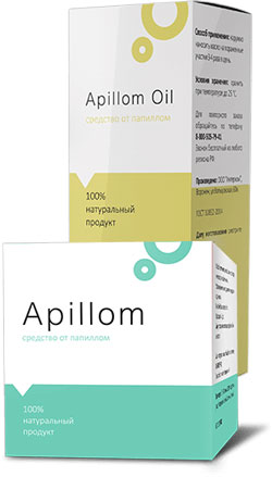 Apillom – мощный комплекс против ВПЧ