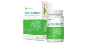 Apollonian препарат для здоровой работы нервной системы: избавляет от беспокойства и тревоги в течение первых 10 минут!