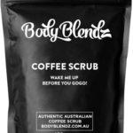 Body Blendz — серия натуральных питательных кофейных скрабов