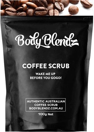 Body Blendz кофейный скраб