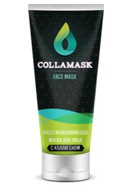 Collamask — маска, питающая кожу коллагеном