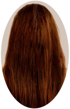 Нездоровые волосы