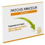 Пластырь Effiness Patch Minceur для борьбы с проблемными зонами
