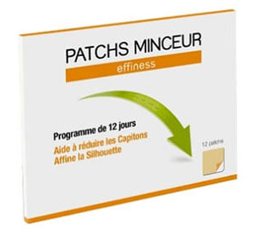 Effiness Patch Minceur от целлюлита